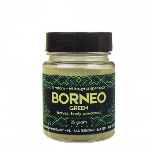 Kratom Poeder Borneo Green (Sacred Plants)